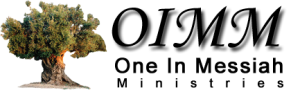 One in Messiah Ministries Logo